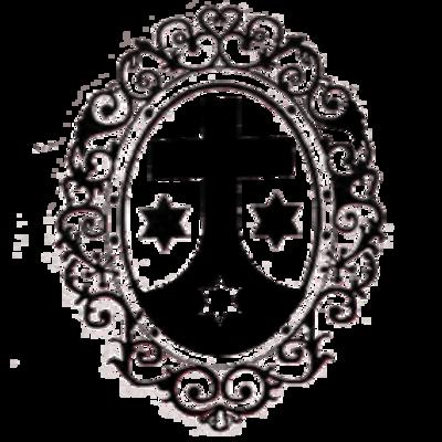 Escudo de la Hdad. de la Caída